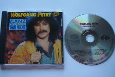 ⭐⭐ WOLFGANG PETRY ⭐⭐ GANZ ODER GAR NICHT ⭐⭐ CD ALBUM 1993 ⭐⭐ 12 SONGS ⭐⭐