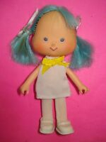 Vtg Kenner 80s Strawberry Shortcake Doll Lot BLUEBERRY MUFFIN w TOTSY Outfit