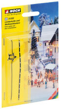 Noch 51202 gauge H0, Light Chain and Christmas Star # New Original Packaging #