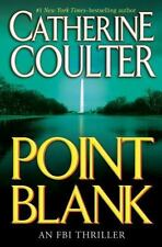FBI Thriller: Point Blank No. 10 by Catherine Coulter (2005, Hardcover)