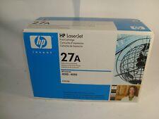 HP Laserjet 4000, 4050 - Ink Print Cartridge # 27A, Black C4127A, NEW