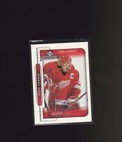 1999 Upper Deck MVP Silver Script #69 Steve Yzerman Detroit Red Wings