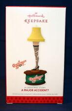 HALLMARK 2013 A MAJOR ACCIDENT?--LEG LAMP--A CHRISTMAS STORY
