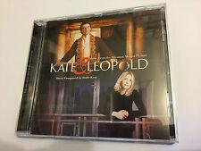 KATE & LEOPOLD (Rolfe Kent) OOP 2001 Soundtrack Score OST CD NEAR MINT