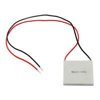 12V 60W Thermoelectric Cooler Cooling Peltier Plate Module Cooling& Heating