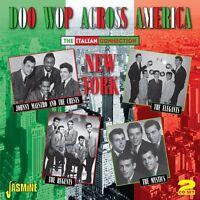 Various Artists - Doo Wop Across America / Various [New CD] UK - Import