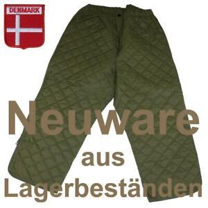 NEU Kälteschutzhose Gr. L Thermohose Armee Jagd DK Bundeswehr oliv Hose Militär