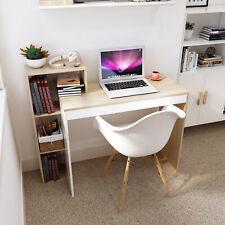 Computertisch Schreibtisch Eckschreibtisch PC Bürotisch Arbeitstisch mit Regal