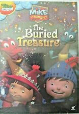 Mike the Knight: The Buried Treasure (2013) DVD BRAND NEW