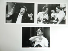 photo portrait Orchestre Jean-Claude Casadesus Opéra 1979