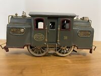 LIONEL VINTAGE PREWAR 38 LOCOMOTIVES STANDARD GAUGE  TESTED WORKING GREAT