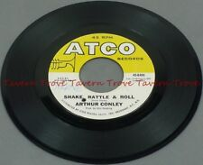 """1967 Soul ARTHUR CONLEY Shake, Rattle & Roll/You Don't Have To See Me 7"""" 45"""