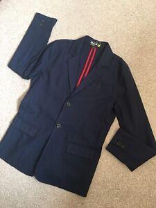 LYLE & SCOTT - Navy jacket - Age 12/13 Years