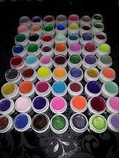UV Gel Set Pearl, Glitzer,Glas,Uni Farben Nagelstudioauflösung