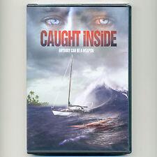 Caught Inside, surfing movie, new DVD thriller survival yacht island Australia