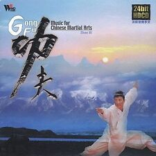 NEW Gong Fu: Music for Chinese Martial Arts (Audio CD)