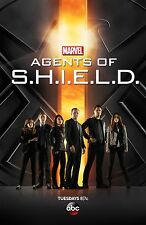 Marvels Agents of Shield - A3 TV Poster - FREE UK DELIVERY