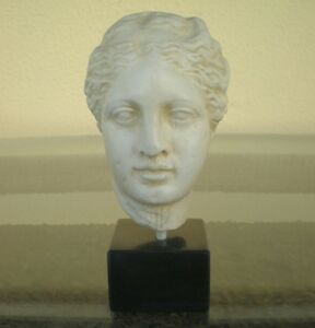 HYGIEIA -HYGEIA SMALL BUST - GODDESS OF HEALTH HEALING AND WEELBEING