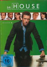 DVD Dr. House Season 4 Hugh Laurie bissig sarkastisch Kult OVP Neu Folie