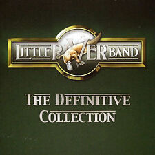 LITTLE RIVER BAND - THE DEFINITIVE COLLECTION D/Rem CD GREATEST HITS LRB NEW*