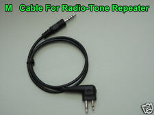 Radio-tone Repeater Cable for Motorola GP68 GP88 GP88s GP2000 GP3188