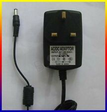 UK DC 7.5V 2A Switching Power Supply adapter 100-240V 5.5mm x2.1mm 5.5mmx2.5mm
