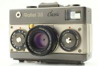 【Exc++++ 】Rollei 35 Classic Titanium 35mm Film Rangefinder From Japan # 369