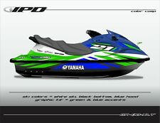 IPD Jet Ski Graphic Kit for Yamaha XLT (OB Design)