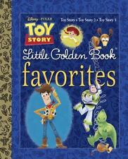 Toy Story Little Golden Book Favorites (DisneyPixar Toy Story)