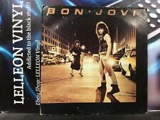 Bon Jovi Self Titled LP Album Vinyl Record VERH14 A1/B1 Rock 80's Vertigo Label
