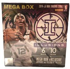 2019-2020 Panini NBA Illusions Mega Box Exclusive Sealed New On hand