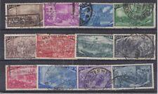 Italia Repubblica 1948 Centenario del Risorgimento 580-91 usato