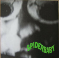 "Spiderbaby - TURN ON ME / LOOKIN' UP YER DRESS 7"". Green vinyl"