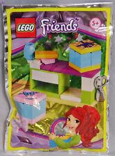 Lego Friends Promo Polybag 561611 Packtisch Geschenke Schere NEU Sealed RAR