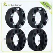"""4X 1.5"""" 5x4.5 Wheel Spacers 1/2"""" For Jeep Cherokee Ford Falcon Lincoln Mercury"""
