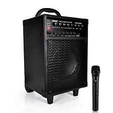 Pyle PWMA930IBT Wireless Portable Bluetooth PA Speaker System, Rechargeable 600W
