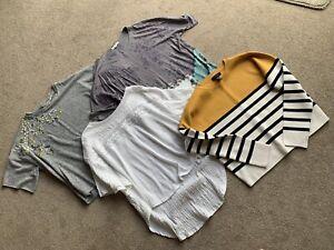 Ladies Tops / Clothing Joblot / Bundle Sizes 10/12 (White Stuff, GAP etc)