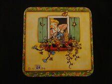 "New ListingVintage 1984 Mary Engelbreit Tin ""Bloom Where You'Re Planted"" (622)"