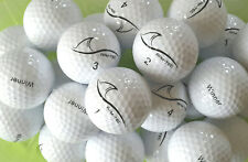 NEU 50 Golfbälle weiß, Turnierqualität, 432 Dimple APM-TEC Z-03 neuestes Modell