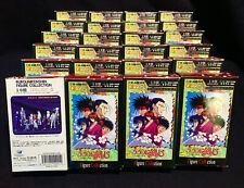 Lot of 24 Rurouni Kenshin Re-Ment Figure Collection Samurai X Nib See Pictures