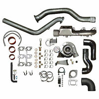 DTS FULL DIESEL TURBO TD05 KIT FOR TOYOTA LANDCRUISER 100 SERIES 1HZ 4.2L 4.2