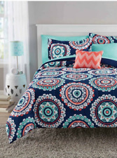 New Medallion Queen Size Comforter Set Teen Bedding Kidu0027s Bedspread Girls  Sheets