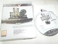 DJ Hero 2 Playstation 3 PS3 game
