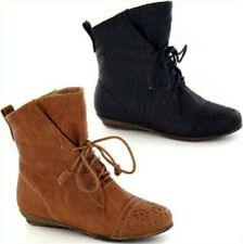 Chaussures décontractées en synthétique à lacets pour fille de 2 à 16 ans