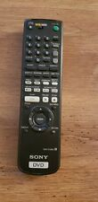 Genuine SONY DVD Player Remote Control RMT-D129A - LQQK!