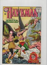 Hawkman #7 - Attack Of The Crocodile Men! - 1965 (Grade 7.5) WH