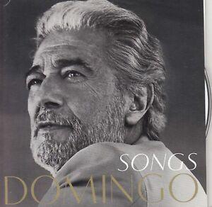 DOMINGO Songs CD