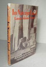 In Navajo Land 1962 Armer SIGNED Indians Art Sand Painting Dances Culture  HCDJ