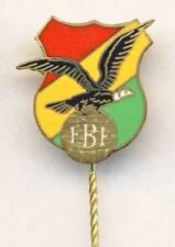 old BOLIVIA Football Federation PIN Badge FA Bolivian Soccer