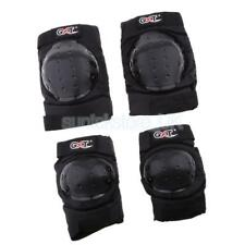 Motorcycle Motocross Racing Knee / Elbow Pads Protector Guards Armor Gear
